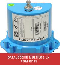 Datalogger Multilog LX com GPRS